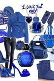 Elektrik mavisi moda - 7